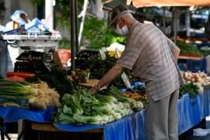 Πιστώνεται την Παρασκευή η ενίσχυση στους παραγωγούς - πωλητές λαϊκών αγορών