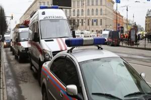 Σοκ στην Αγία Πετρούπολη: Άνδρας με τσεκούρι κρατά έξι παιδιά ομήρους (Video)