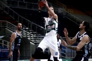 Basket League: Εύκολο απόγευμα για τον Παναθηναϊκό