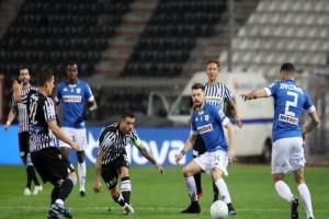 Super League: Με ήρωα τον Ελ Καντουρί ο ΠΑΟΚ