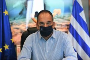 Κορωνοϊός: Στον Ευαγγελισμό ο υπουργός Ναυτιλίας, Γιάννης Πλακιωτάκης
