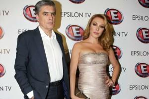 Στιγμές ευτυχίας για Τατιάνα Στεφανίδου και Νίκο Ευαγγελάτο: Το ανακοίνωσαν με μια φωτογραφία