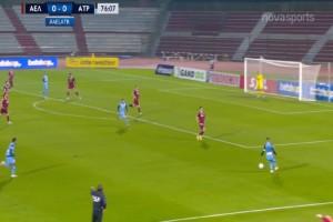 Super League: Έμεινε στο μηδέν η ΑΕΛ με τον Ατρόμητο (Video)
