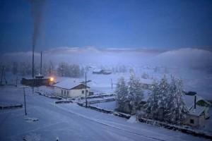 Η πιο κρύα πόλη του κόσμου που ζει με -50 βαθμούς Κελσίου τον χειμώνα!