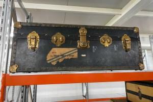 Μυστηριώδης ανακάλυψη στο Τατόι: Βρέθηκαν 70 βαλίτσες της Βασίλισσας Φρειδερίκης