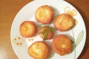 Τυροκροκέτες express - Εύκολη συνταγή