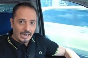 """Απίστευτο με Τσουβέλα: Πήρε κούρσα με το """"Ταξί"""" τον... Κυριάκο Μητσοτάκη! (video)"""