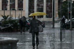 Καιρός σήμερα: Βροχές και καταιγίδες - Που αναμένονται ισχυρά φαινόμενα;
