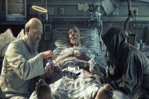Ο παππούς και ο χάρος: Ανέκδοτο κλάμα!