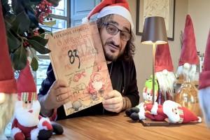 Παραμυθένια Χριστούγεννα στο διαδίκτυο από την Εθνική Βιβλιοθήκη και αγαπημένους καλλιτέχνες