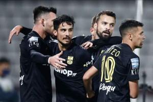 Super League: Διαφορά επιπέδου στη Λάρισα και επιστροφή στις νίκες για τον Άρη