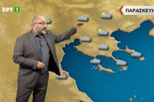 «Ραγδαία επιδείνωση και συναγερμός σε όλη την χώρα μέχρι…» - Ο Σάκης Αρναούτογλου προειδοποιεί