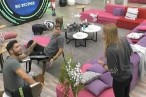 Big Brother: «Δε σε βρίζω ρε μ@λ@κ@» - Κανονικό… χάος στο σπίτι
