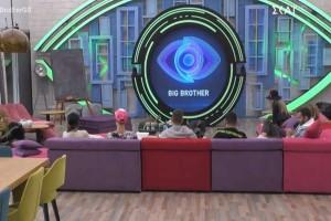 Σάλος με βίντεο ντροπή στο Big Brother: Δεν πρόλαβαν να κλείσουν τις κάμερες!