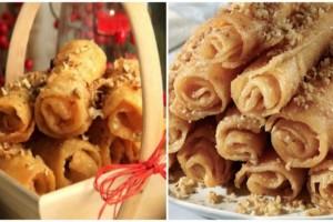 Γλυκιά συνταγή για τραγανές δίπλες με τέλειο μέλωμα