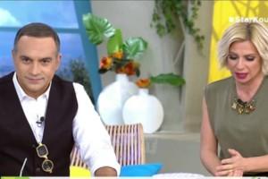 Ανακοινώθηκε ο χωρισμός σε Καραβάτου και Κατσούλη: Πάγωσαν όλοι