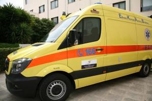 Ηράκλειο: Σοβαρό ατύχημα σε εργαζόμενο φούρνου