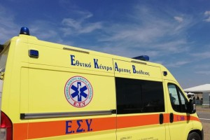 Τραγωδία στα Χανιά: Άνδρας έχασε τη ζωή του πέφτοντας από μεγάλο ύψος