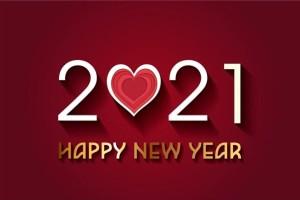 Η φωτογραφία της ημέρας: Ευτυχισμένος ο νέος χρόνος! 2021 καλώς μας βρήκες