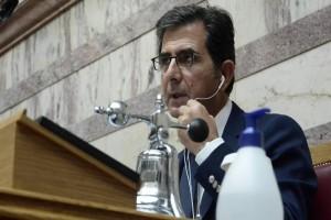 Θεσσαλονίκη: Επίθεση με μπογιές στα γραφεία του Κ. Γκιουλέκα