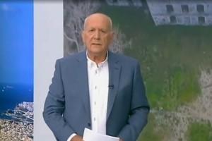 Χαμός με τον Γιώργο Παπαδάκη - Τι συμβαίνει στον ΑΝΤ1;