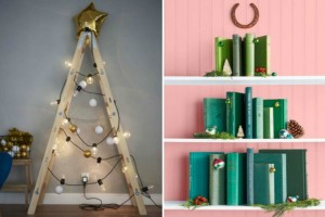 6 πρωτότυπα χριστουγεννιάτικα δέντρα που θα λατρέψεις