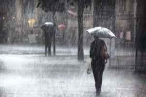 Καιρός σήμερα: Βροχές, καταιγίδες και χαλαζοπτώσεις - Που αναμένονται τα ισχυρά φαινόμενα;