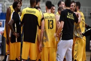 Κρούσμα κορωνοϊού στην ομάδα μπάσκετ της ΑΕΚ