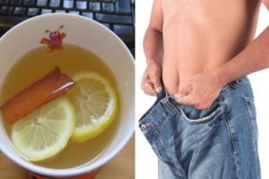 Λιποδιαλυτικό ρόφημα: Σπιτική συνταγή του λεπτού για απώλεια βάρους!