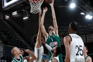 """Euroleague: Βιλερμπάν-Παναθηναϊκός 97-73: Βαριά ήττα για τους """"πράσινους"""""""