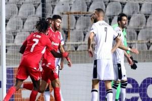 Απογοητευτικός ο ΠΑΟΚ - Έχασε στην Κύπρο και αποκλείστηκε