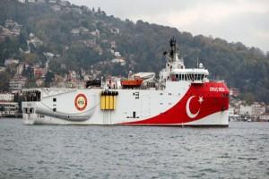 Συναγερμός στο Αιγαίο: Νέα NAVTEX από την Τουρκία για άσκηση μεταξύ Ρόδου και Καστελόριζου