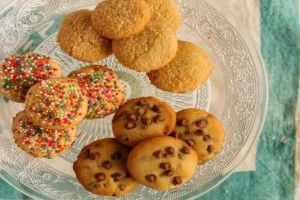 Καταπληκτικά μπισκότα με μόνο 3 υλικά