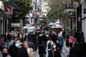 Κορωνοϊός: Ανησυχία των ειδικών για τις επόμενες ημέρες - Προβληματίζει ο συνωστισμός στα καταστήματα