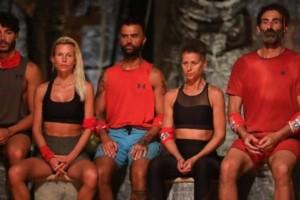 Survivor 4 τηλεθέαση: Κόκκινοι και... μπλε καθήλωσαν το κοινό - Στα ύψη τα νούμερα