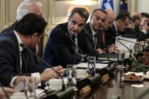 Ανασχηματισμός: Αυτή είναι η νέα κυβέρνηση - Όλα τα ονόματα