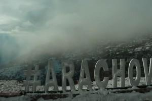 """Αράχωβα: Μαγευτικό βίντεο από τη... """"βασίλισσα"""" του χιονιού!"""