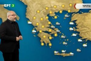 «Νέα επίθεση του καιρού με χιόνια από… - Μεγάλη προσοχή» - Ο Σάκης Αρναούτογλου προειδοποιεί