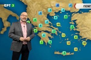 «Μετά τα χιόνια ένα φοβερό κοκτέιλ από βροχές και…» - Ο Σάκης Αρναούτογλου προειδοποιεί