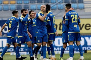 Super League: Απόδραση πεντάδας για τον Αστέρα Τρίπολης