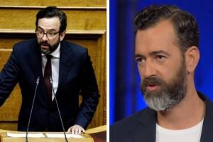 Χρήστος Ταραντίλης: Ο σωσίας του Άγγελου Μπράτη νέος κυβερνητικός εκπρόσωπος!