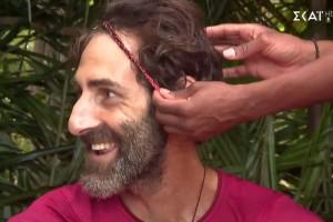 Survivor 4: Η Ελίζαμπεθ έκανε τον Κοψιδά... τρελοκοτσιδού! (video)