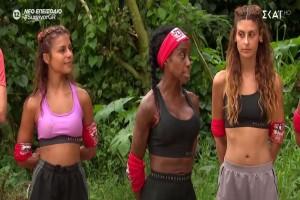 Survivor 4: Η Ελίζαμπεθ μπερδεύεται και λέει καταλάθος (μπορεί κι όχι) ότι η Κάτια παίζει θέατρο! (video)