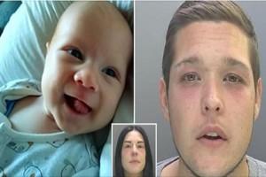 Φρικιαστικό έγκλημα: 31χρονος «έλιωσε» το κρανίο 12 εβδομάδων μωρού (photo)