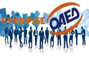 ΟΑΕΔ: 11 προγράμματα για ανέργους με 46.000 θέσεις εργασίας