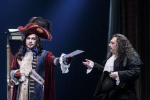 """Δείτε στιγμιότυπα από τη νέα παράσταση του Εθνικού Θεάτρου """"Μολιέρος"""""""