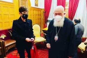 Μένιος Φουρθιώτης: Πήρε την ευλογία του Ιερώνυμου για… να κατέβει στην πολιτική