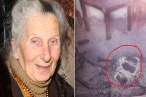Πέθανε η Τιτίκα Σαριγκούλη: Η φωτιά και το θαύμα με τον Σταυρό!