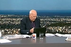 """Κινδύνεψε να πνιγεί ο Γιώργος Παπαδάκης: """"Μου έσωσαν τη ζωή!"""""""