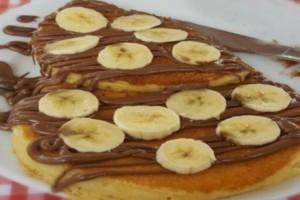Γλυκά Pancakes έτοιμα σε 10 λεπτά!